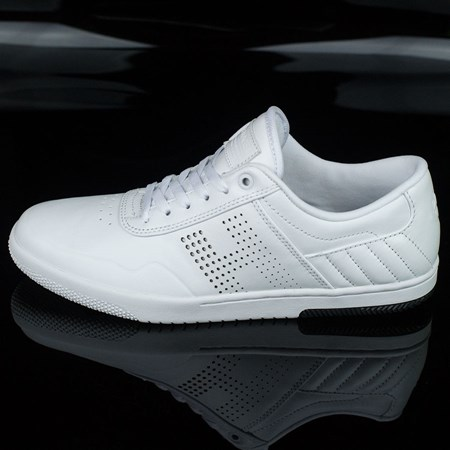 HUF Hufnagel 2 Shoes, Color: White, Black