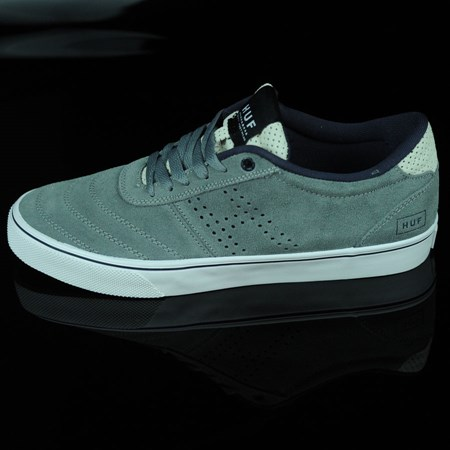 Size 10.5 in HUF Galaxy Shoes, Color: Monument, Slate Blue