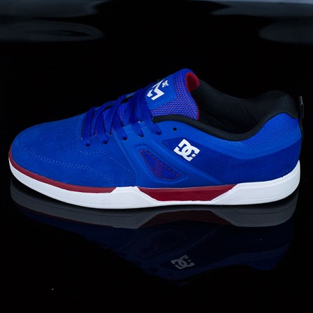 DC Shoes Matt Miller Shoes Blue, Red, White