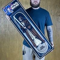 $120.00 Santa Cruz Star Wars Obi-Wan Kenobi Collectible Deck