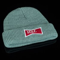 $19.20 HUF Drink Up Beanie, Color: Heather Grey