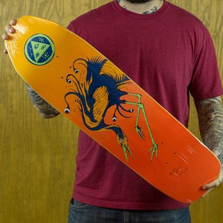 Welcome Lovewatcher On Basilisk Deck Orange Fade