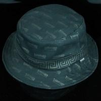 $45.00 HUF HUF X Thrasher Bucket Hat, Color: Black