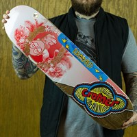 $50.00 Krooked Brad Cromer Comburo Deck