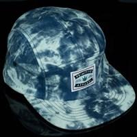$32.00 Primitive Smoke Five Panel Hat, Color: Blue