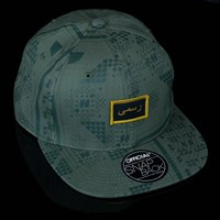 $32.00 The Official Brand Official X Skateistan Mazar-e-Sharif Snap Back Hat, Color: Camo