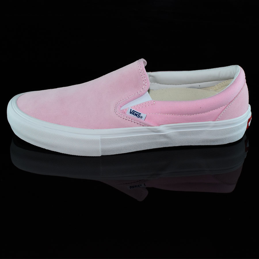 Slip On Pro Shoes Candy Pink In Stock at The Boardr