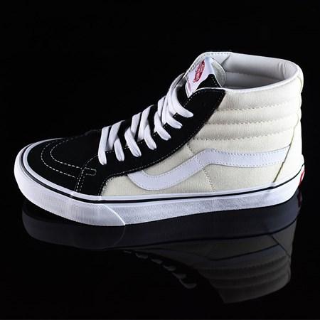 Size 10 in Vans Sk8-Hi Pro Shoes, Color: '87 Black