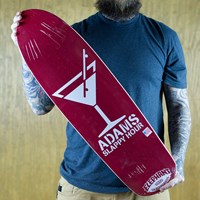 $50.00 Elephant Jason Adams Slappy Hour Deck, Color: Red