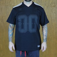 $38.00 adidas Real Jake T Shirt, Color: Black