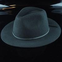 $48.00 Brixton Wesley Fedora, Color: Black