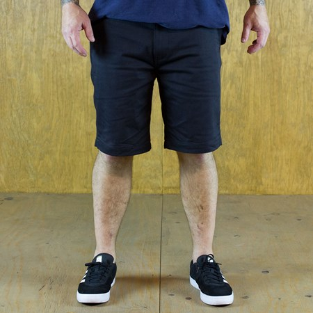 Size 34 in Levi's Skate Work Shorts, Color: Black