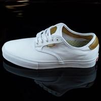 $64.00 Vans Chima Ferguson Pro Shoes, Color: White, White