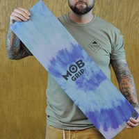 $12.00 Mob Grip Tape Tie Dye Grip Tape, Color: Pastel