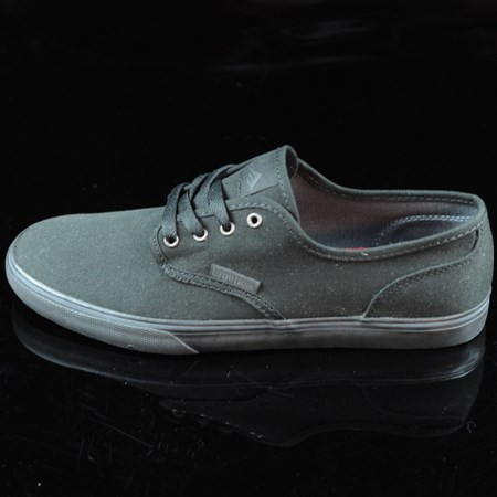 Size 10.5 in Emerica Wino Cruiser Shoes, Color: Black, Black
