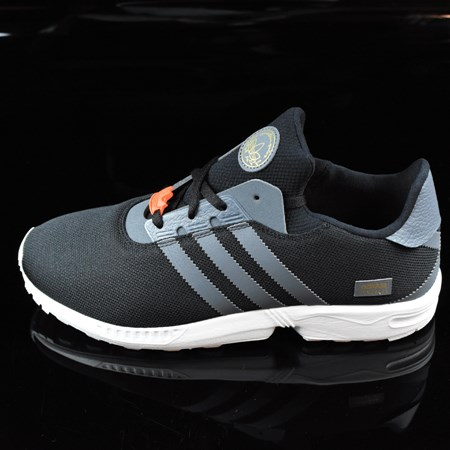 Size 8.5 in adidas ZX Gonz Shoes, Color: Black, Onyx, White