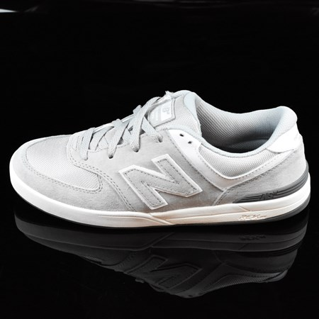 Size 12 in NB# Logan-S 636 Shoes, Color: Grey, White
