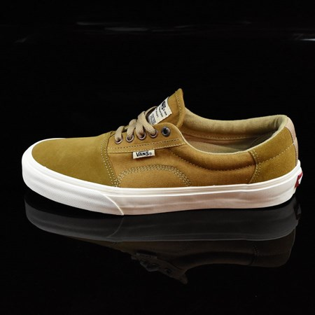 Size 11 in Vans Rowley Solos Shoes, Color: Olive, White