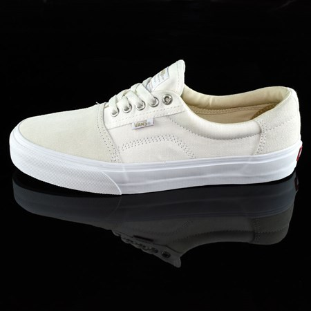 Size 10.5 in Vans Rowley Solos Shoes, Color: Herringbone White