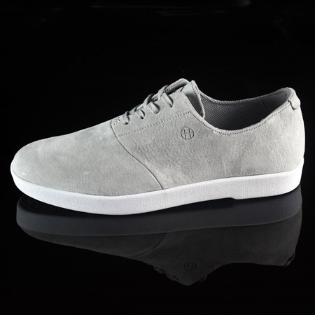 Size 10.5 in HUF Austyn Gillette Pro Shoes, Color: Light Grey