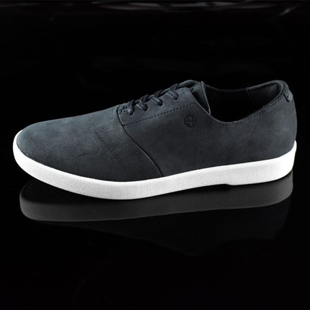 Size 10.5 in HUF Austyn Gillette Pro Shoes, Color: Black Oiled Suede