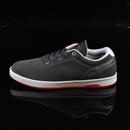 Size 9 in Emerica The Westgate CC Shoes, Color: Grey, Red