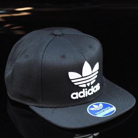adidas Originals Thrasher Chain Snap Back Hat Black, White