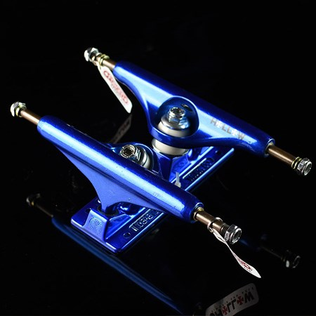 Independent Stage 11 Forged Hollow Trucks Anodized Blue