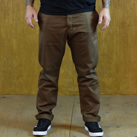 Size 30 in Dickies 67 Collection Dropped Taper Fit Pants, Color: Timber Brown