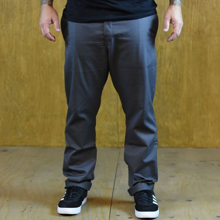 Size 38 in Dickies 67 Collection Dropped Taper Fit Pants, Color: Charcoal
