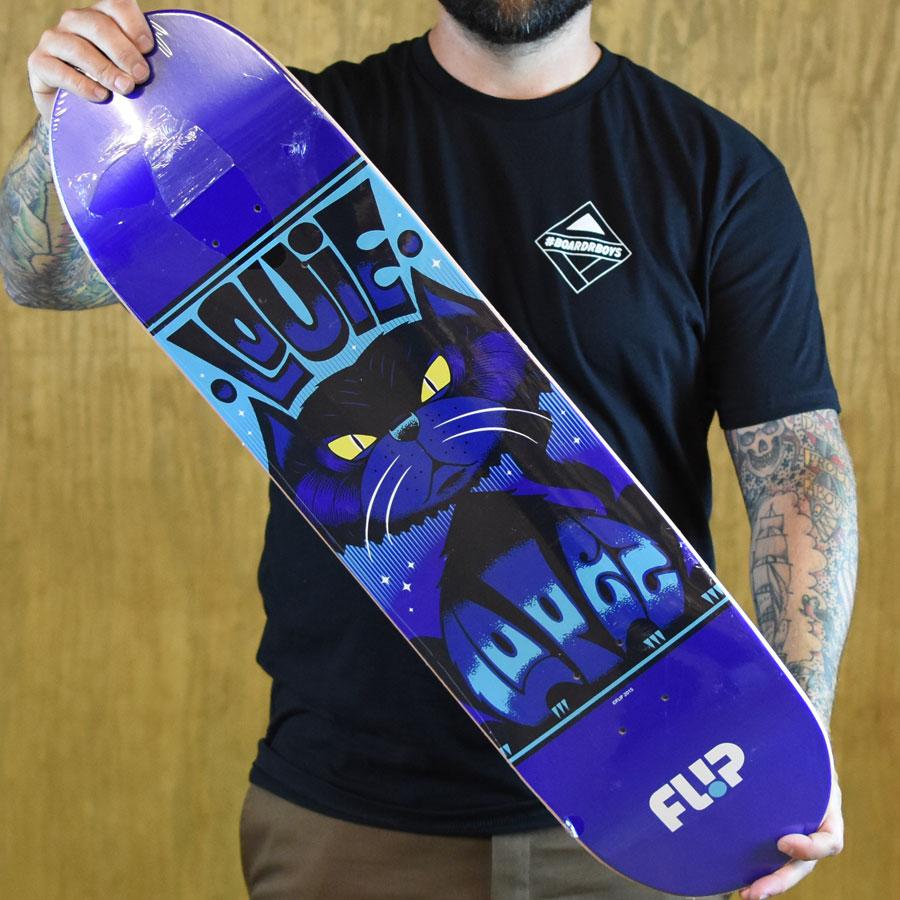 Louie Lopez Mercenaries Deck Blue In Stock At The Boardr Skateboard Flip Louis