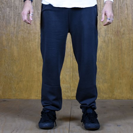 Size Medium in Brixton Folsom Sweatpant  Pants, Color: Washed Black
