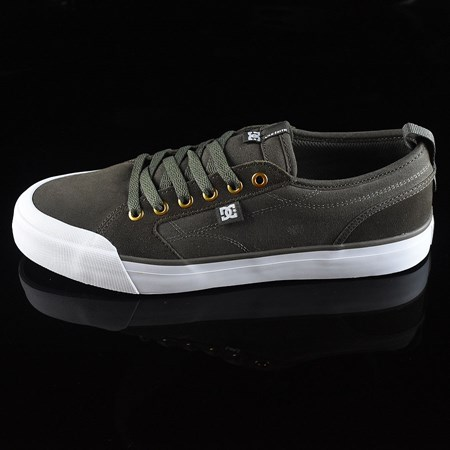 Size 11.5 in DC Shoes Evan Smith S Shoe, Color: Dark Beige