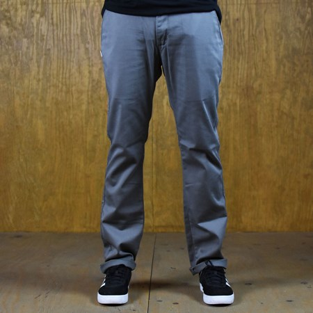 Size 30 in Vans GR Chino, Color: Pewter