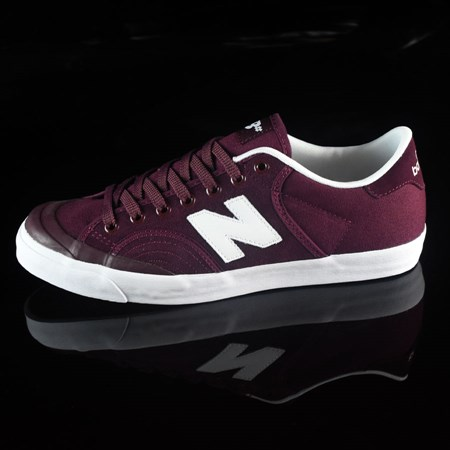 Size 11 in NB# Pro Court 212 Shoes, Color: Burgundy