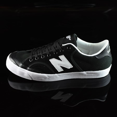 Size 10 in NB# Pro Court 212 Shoes, Color: Black, White