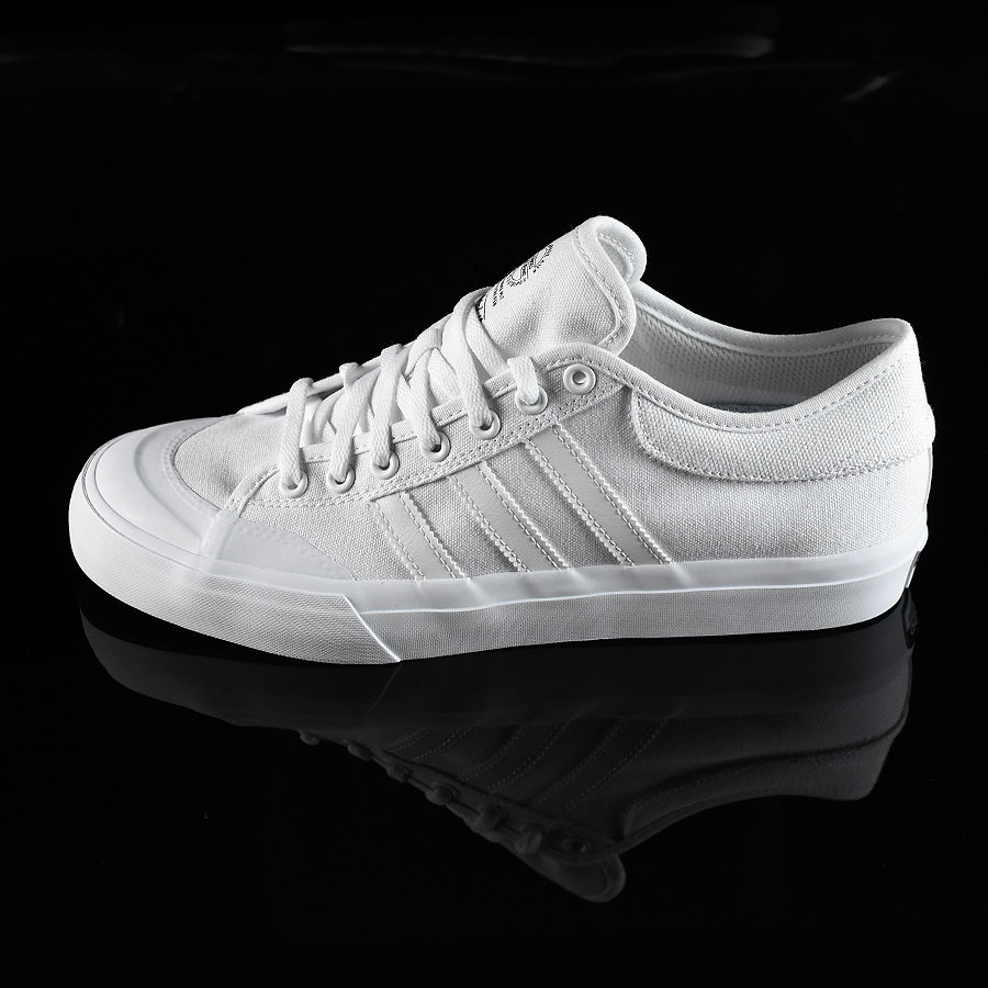 c96d4e4c Matchcourt Low Shoes White, White In Stock at The Boardr