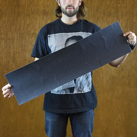 Mob Grip Tape Laser Cut 80's Griptape Black