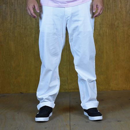 Size 32 X 32 in Polar 90's Chino Pants, Color: White