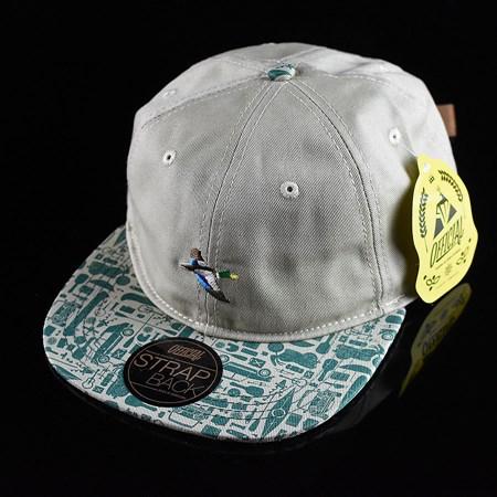 The Official Brand Mallard Khaki Hat Khaki