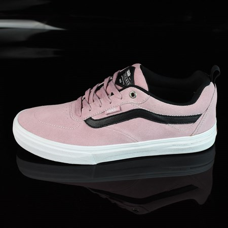Size 10 in Vans Kyle Walker Pro Shoes, Color: Zephyr, White