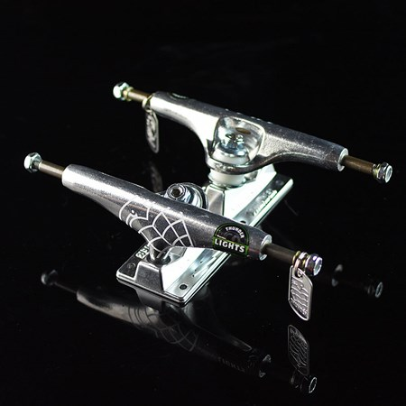 Thunder Trucks Light Trucks Polished Silver