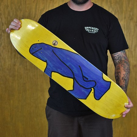 Krooked Schmoo Cut Out Deck Assorted Stains