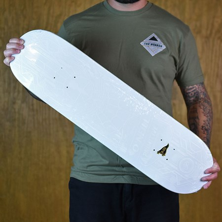 Primitive Shane O'Neil Spider Pastel Deck White