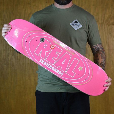 Real Renewal Oval Deck Pink