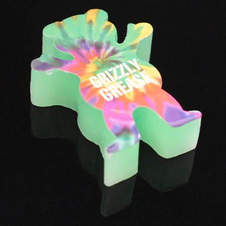 Grizzly Griptape Grizzly Grease Wax Green