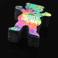 $7.00 Grizzly Griptape Grizzly Grease Wax, Color: Black