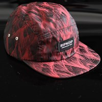 $44.00 RIPNDIP Digital Camp Hat, Color: Red