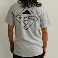 $20.00 The Boardr Pocket T Shirt, Color: Heather Grey