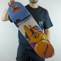 Toy Machine Ed Templeton Selfie Deck in stock.